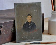 miniature french portrait