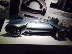 Jonathan Ouyang | Art Center | VW Biomimetic