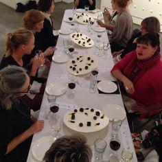 #elizabethwilling 's tipping plate for #dessert(II) #sugarsugar