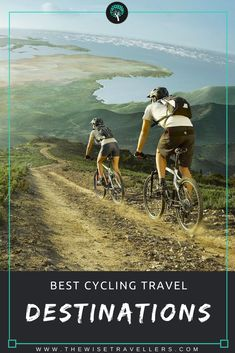 When the holiday season approaches, all lovers of cycling hope to enjoy a trip on their bike Find here some best cycling travel destinations. Cycling Holiday, Holiday Travel, Cycling Workout, Bike Workouts, Swimming Workouts, Swimming Tips, Bicycle Maintenance, Cool Bike Accessories, Cool Bicycles