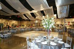 wedding reception must have a dance floor :)