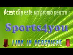 Acest clip este un promo pentru : Sports4you