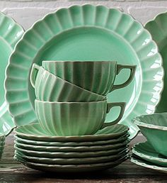 1920s Jadeware China