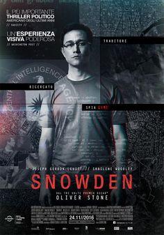 Snowden | Cinema Teatro Dante - Sansepolcro