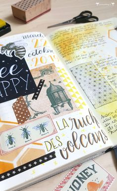 Blog, Bullet Journal, Beehive, Blogging
