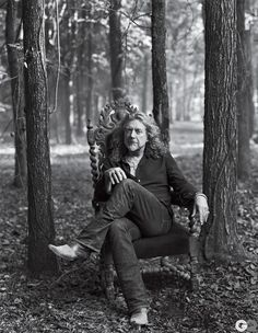 Robert Plant - he's the man