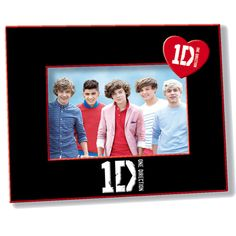 One Direction Photo Frame 1D Design: Band