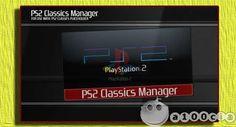 A cierta100cia: PS2 Classics Manager