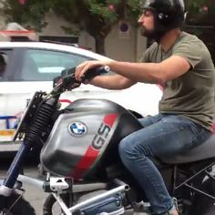 BMW Adventure Cafe Racer Ride Across Town - Ottodrom is born from the passion for vintage motorcycles and engines in general. Bmw Motorbikes, Bmw Motorcycles, Vintage Motorcycles, Bmw Scrambler, Cafe Racer Bikes, Cafe Racer Motorcycle, Gs 1200 Adventure, R Cafe, Bike Bmw