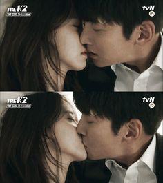 Kites-Korean Dramas-[tvN 2016] Mật Danh K2: Ji Chang Wook,Im Yoon Ah,Song Yoon Ah E09-Trang 110 - We Fly