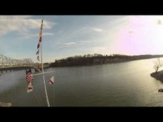 GoPro HD: Nautical Flags Flying.  Filmed with a GoPro HERO3 Black Edition camera attached to DJI Phantom GoPro mount with DJI Phantom Moongel anti-jello mod.  Please share this video and enjoy my other GoPro videos and DJI Phantom videos too!  Cheers!
