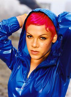 Pink...I can't wait until her next album!