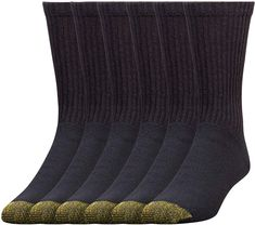 New Gold Toe Men's Cotton Crew Athletic Sock online shopping - Ustopgoods Design Movements, Sports Hoodies, Athletic Socks, Mens Big And Tall, Online Shopping Stores, Mens Clothing Styles, Crew Socks, Leather Men, Pairs