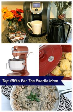 Is your #mom a foodie? Get hot #Christmas #gift ideas in my ebay guide!