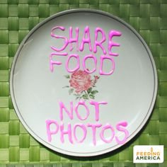 Help solve childhood hunger in America. Write 'Share food, not photos' on an empty plate, snap a photo and post it with us #hungeraction #hungeractionmonth #foodie #foodies #nomnoms #nom #nomnom #nomnomnom #snack #snacks #snacktime #food #foodtrend #foodpic #foodpics #eat #cooking #foodlove #foodlover #delish #delicious #yummy #yummyinmytummy #yumyum #foodheaven #foodiepics #foodiegram #breakfast #lunch #dinner #yum #hunger #FeedingAmerica
