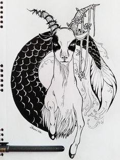 ZODIAC SIGNS - Capricorn by ShariKia                                                                                                                                                                                 More
