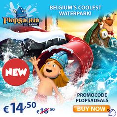 Plopsaqua De Panne ENG Frosted Flakes, Cool Stuff, Stuff To Buy, Cereal, Box, Boxes, Corn Flakes, Breakfast Cereal