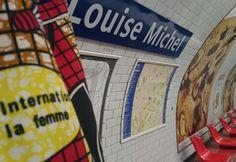 Station Louise Michel – Paris | Bonjour Bintou