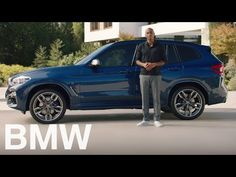 The all-new BMW X3. All you need to know. (G01, 2017) - YouTube