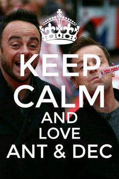 Declan Donnelly, Ant & Dec, Britain Got Talent, Keep Calm And Love, Ants, Pj, Royals, Nerdy, Fandoms