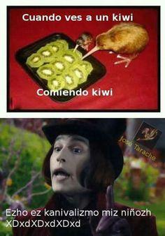 Eso es kanibalizmo :O