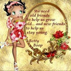 Betty Boop Famous Quotes | Betty boop