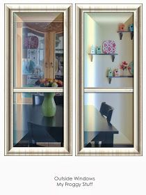 My Froggy Stuff: Free Dollhouse Printables : Windows and Doors