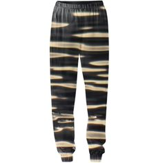 #ad  Black and golden stripes     #PAOM #fotosbykarin #onlineshopping #shoppingideas Joggers, Sweatpants, Color Profile, Pajama Pants, Stripes, Sweatshirts, Sleeves, Black, Sweatshirt