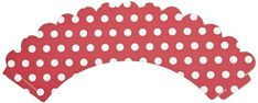 Hoffmaster 611130 Polka Dot Cupcake Wrapper 9 Length x 334 Width RedWhite Dots Reversible Case of 250 >>> Continue to the product at the image link.
