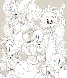 Twitter Sonic The Hedgehog, Hedgehog Art, Cream Sonic, Green Tea And Honey, Bff, Anime Traps, Fox Painting, Mario, Sonic Fan Characters