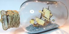 Calmare Nyckel var ett holländskbyggt skepp byggt runt 1625 och i svensk ägo från 1628. Kalmar Nyckel var ett av två fartyg som i början av 1600 talet fraktade huvudparten av de svenska kolonisterna till Nya Sverige. Den gjorde fyra svåra hårda resor till Amerika.