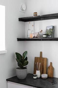 Bo LKV Helsinki, My Dream Home, Floating Shelves, Kitchen Dining, Instagram Posts, Photos, Home Decor, Pictures, Homemade Home Decor