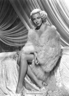 Lana Turner - who was married 8 times - she battled alcoholism and depression, but had a lengthy and very successful career. In 1982, she accepted a much publicised and lucrative recurring guest role in the television series Falcon Crest, affording the series the highest rating it ever achieved.