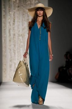 Rachel Zoe Spring Summer Ready To Wear 2013 New York #JustFab #FashionWeek