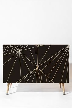 Three Of The Possessed Biscayne Credenza | DENY Designs Home Accessories