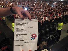 #CachivacheMedia en el concierto de #TheRollingStones en La Habana. #StonesenCuba