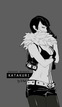 Big Mom Crew Fem Charlotte Katakuri One Piece