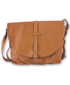Sessun leather bag