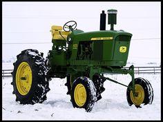 1964 John Deere 4020 High Crop    #MecumGF