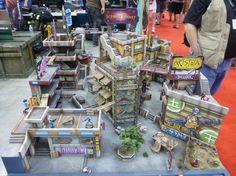 Gen Con 2014: Corvus Belli Infinity The Game