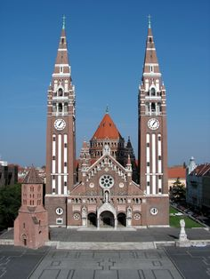 Szegedi Dom, Szeged, Hungary