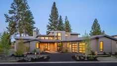 Plan 18560WB: Stunning, Contemporary House Plan | Contemporary House Plans,  Sitting Area And Pantry