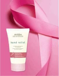 """""""Pin"""" this post if you already have your special-edition Pink Ribbon Hand Relief™! #breastcancerawareness #aveda"""