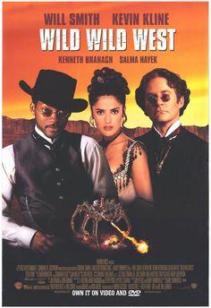 Wild Wild West 11x17 Movie Poster (1999)