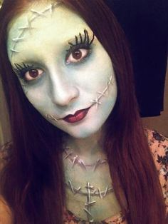 Sally, A Nightmare Before Christmas