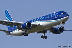 Azerbaijan Government Boeing 767-32L/ER (registered 4K-AI01)