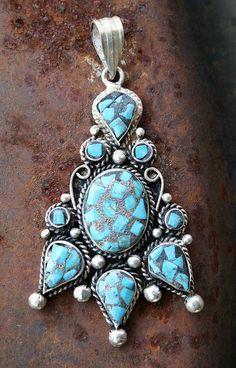 Very special Nepalese pendant - look4treasures on Etsy, $27.95
