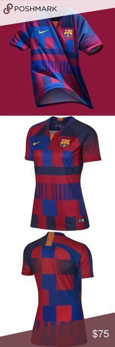 970455296b3 FC Barcelona Women 20th Anniversary Stadium Jersey The Nike FC Barcelona  20th Anniversary 2018-19