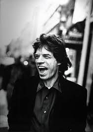 Jagger Smile by Photographer Peter Lindbergh -- Portrait - Candid - Editorial - Black and White - Photography - Pose Idea Peter Lindbergh, Mick Jagger Rolling Stones, The Rolling Stones, Black And White Portraits, Black And White Photography, Paolo Roversi, Annie Leibovitz, Richard Avedon, Shooting Photo