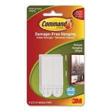 Command picture hanging strips - Google Search